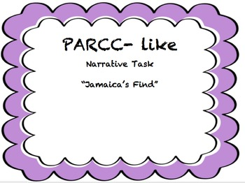 PARCC Narrative Task