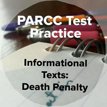 PARCC Smarter Balanced AIR Practice Informational Texts: