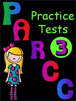 PARCC Practice Tests: 3rd Grade Math