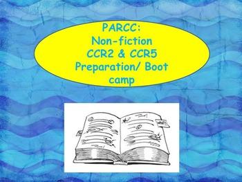 PARCC Prep Main Idea Summarize