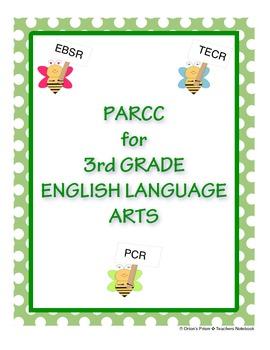 PARCC for 3rd Grade ELA