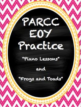 PARCC like EOY Assessment