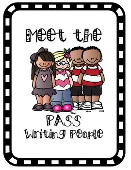 PASS Writing People: Prepare Students for Standardized Wri