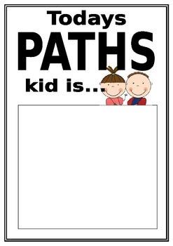PATHS kid