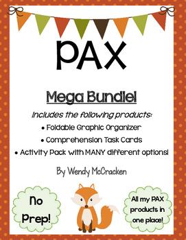 PAX by Sara Pennypacker - Mega Bundle!