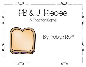 PB & J Pieces