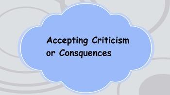 PBIS Accepting Criticism
