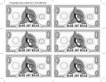 PBIS Blue Jay Rewards