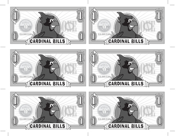 PBIS Cardinal Rewards