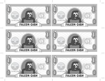 PBIS Falcon Rewards
