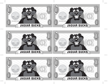 PBIS Jaguar Rewards