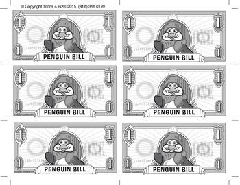 PBIS Penguin Rewards