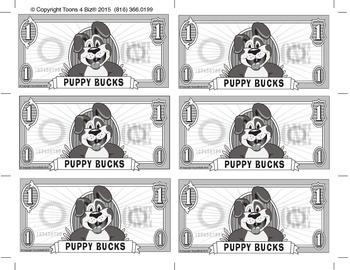 PBIS Puppy Rewards