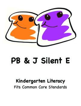 PB&J Silent E