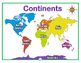 Oceans and Continents Posters Foldables Worksheets QR Code
