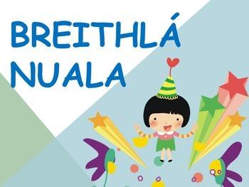 Gaeilge (PDF) Special Occasion/Ócáidí Speisialta - Lá Brei