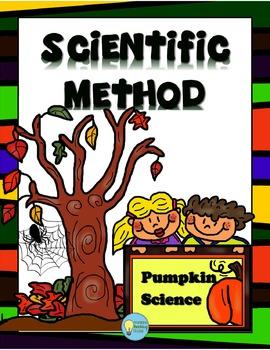 PDF Scientific Method Halloween Themed Unit for Interactiv