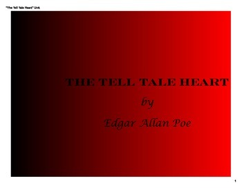 "Presentation: Symbolism, Irony, Theme & Mood in ""The Tell"