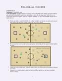 PE Game Sheet: Beachball Kickers