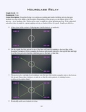 PE Game Sheet: Hourglass Relay