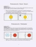 PE Game Sheet: Parachute Games 2
