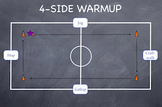 PE Game Video: 4-Side Warmup