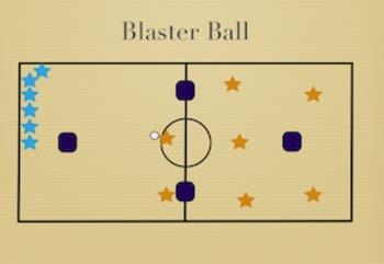 PE Game Video: Blasterball
