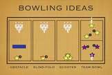 PE Game Video: Bowling Ideas