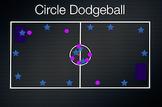 PE Game Video: Circle Dodgeball