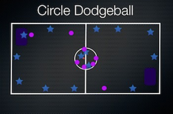 PE Game Video: Circle Dodgeball