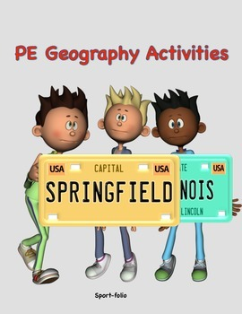PE Geography - Geography on the Move