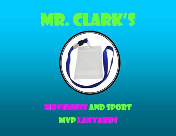 PE MVP Lanyards Movement and Sport Edition