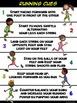 PE Poster: Running Cues