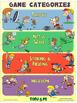 PE Poster: Teaching Games for Understanding (TGfU)- Game C