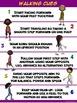 PE Poster: Walking Cues
