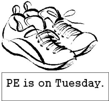 PE Reminder 2