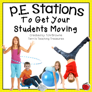 PE Stations - New and Improved!!!!