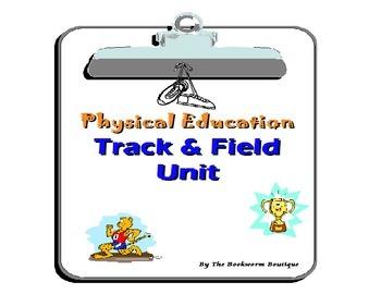 P.E. - Track and Field Unit