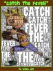 "PE Word Art Poster: ""Catch the Fever"" (Baseball)"