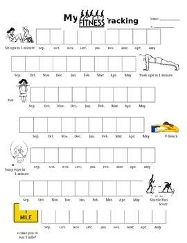 PE/Fitness Tracker
