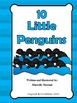 PENGUINS Original SUBTRACTION STORY with Subtraction print