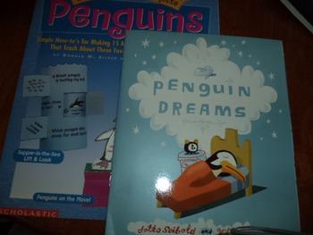 PENGUINS    PENGUIN  DREAMS               (SET OF 2)
