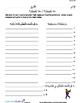 PERSONAL ID ACTIVITIES, LIKES, DISLIKES (ARABIC 2015 EDITION)