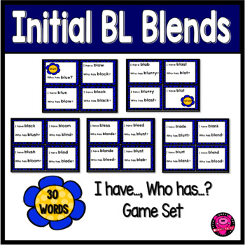 BLENDS GAMES BEGINNING with BL