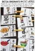 PHONICS: CLIP IT CARDS: INITIAL CONSONANTS