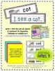 Word Families: CVC Phonics Sentence Strips Set 4 (Short O)