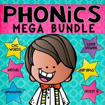 PHONICS MEGA BUNDLE