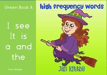 SIGHT WORDS  READING BOOKS               FREE