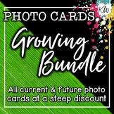 PHOTO CARDS Growing Bundle