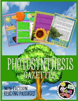 PHOTOSYNTHESIS GAZETTES